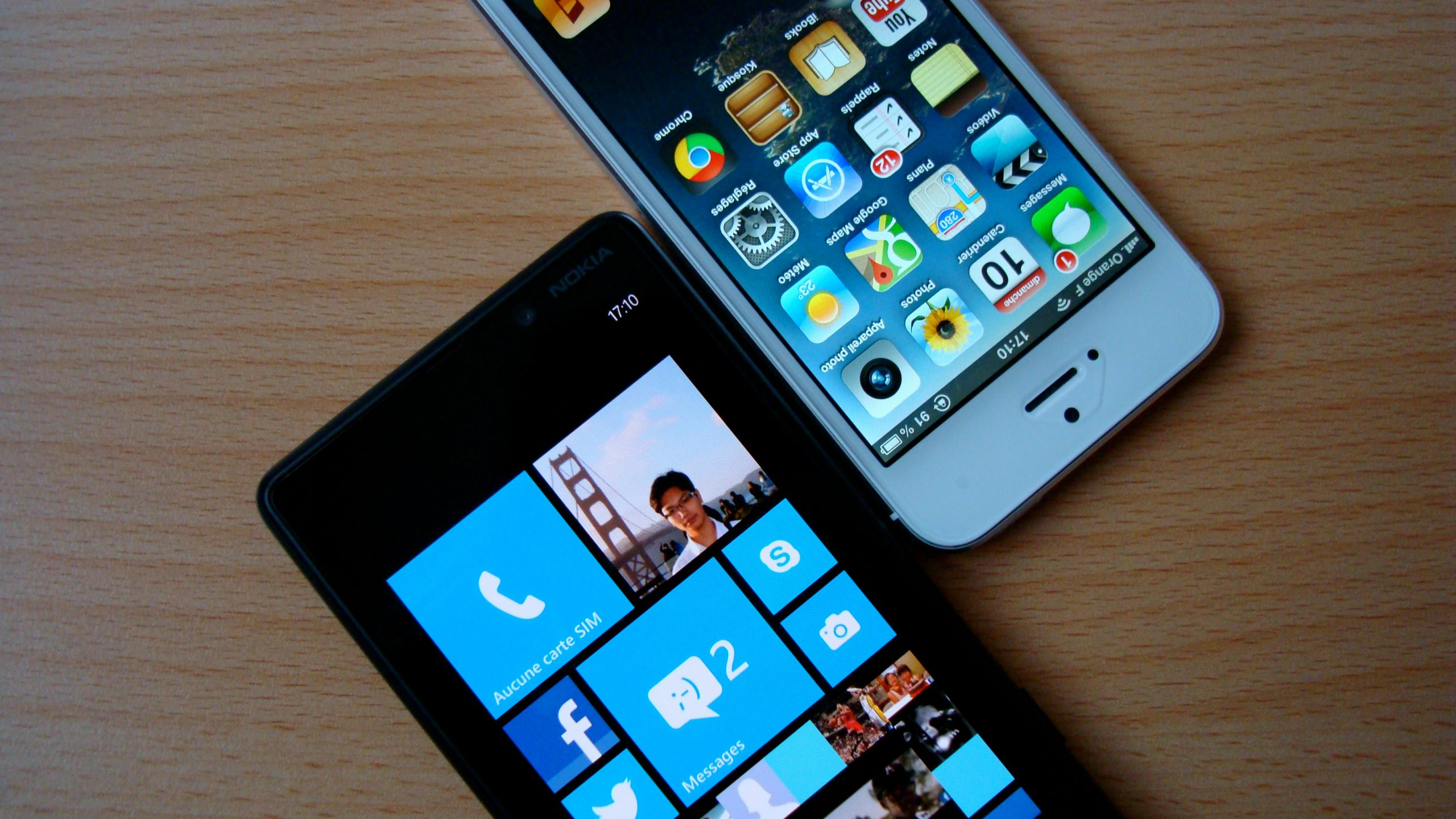 Failed to switch: 2 semaines avec un Windows Phone