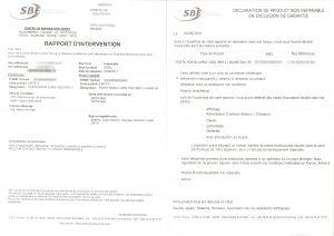 Refus Garantie Nokia SBE France