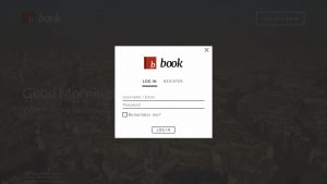 Login-Book-Project-Gabbler