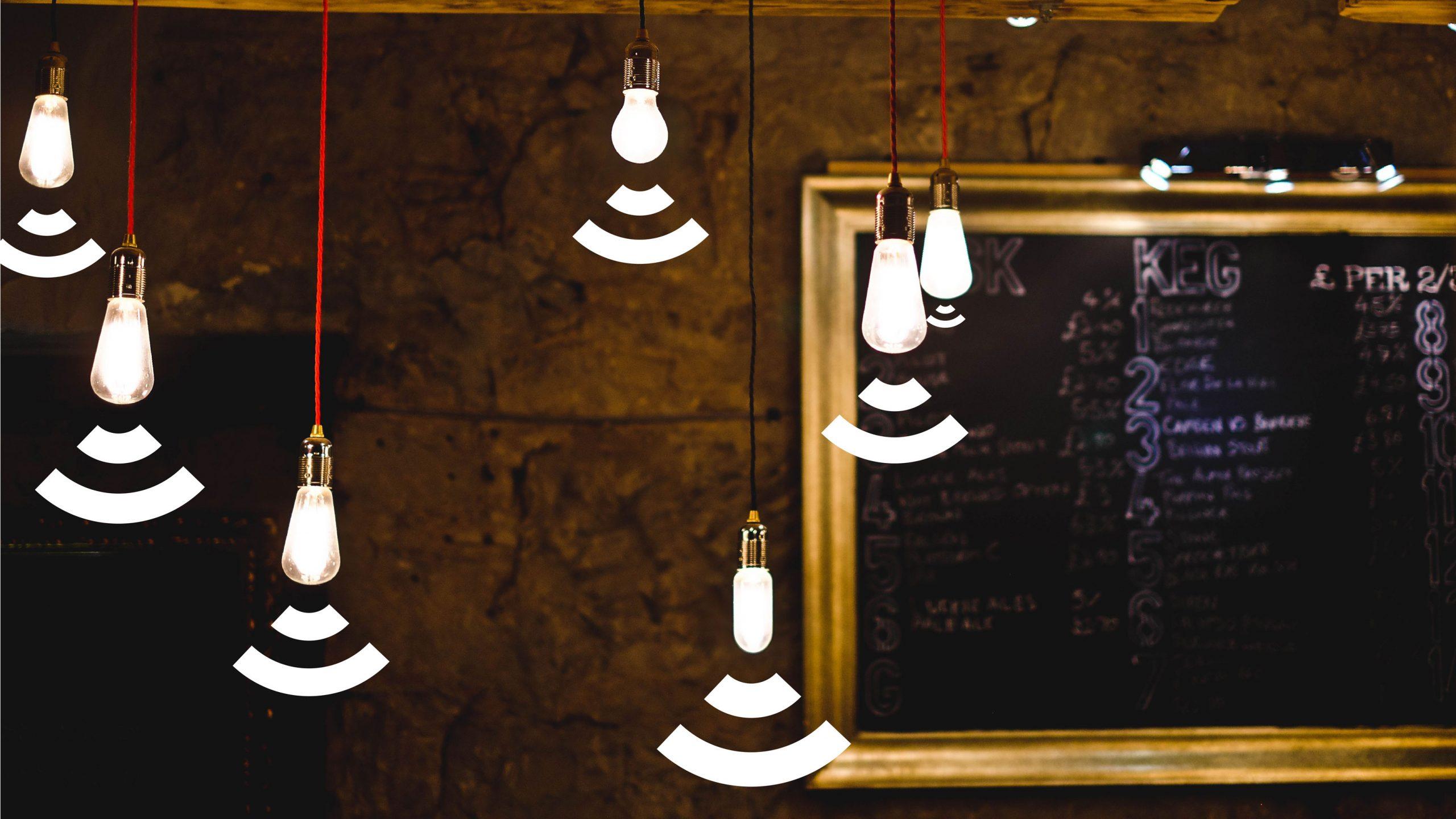 Le Li-Fi, un Wi-Fi d'un nouveau genre