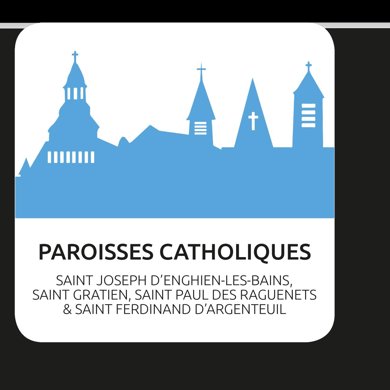 Paroisse d'Enghien — Saint Gratien
